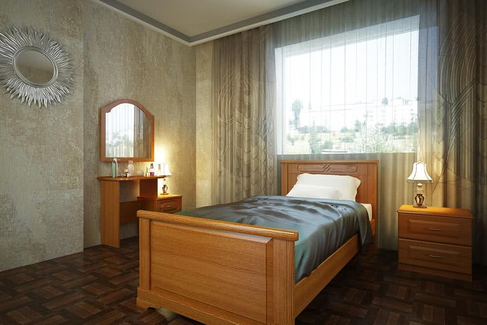 Кровать DreamLine Эдем Лайт