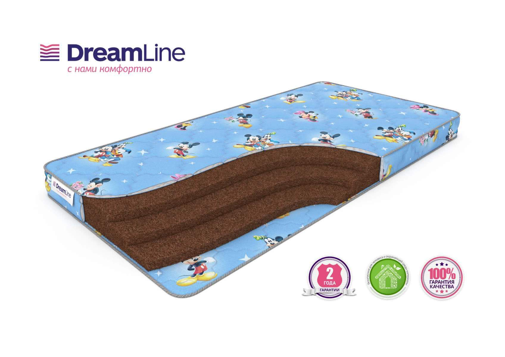 ������� ������ DreamLine Baby Dream 9