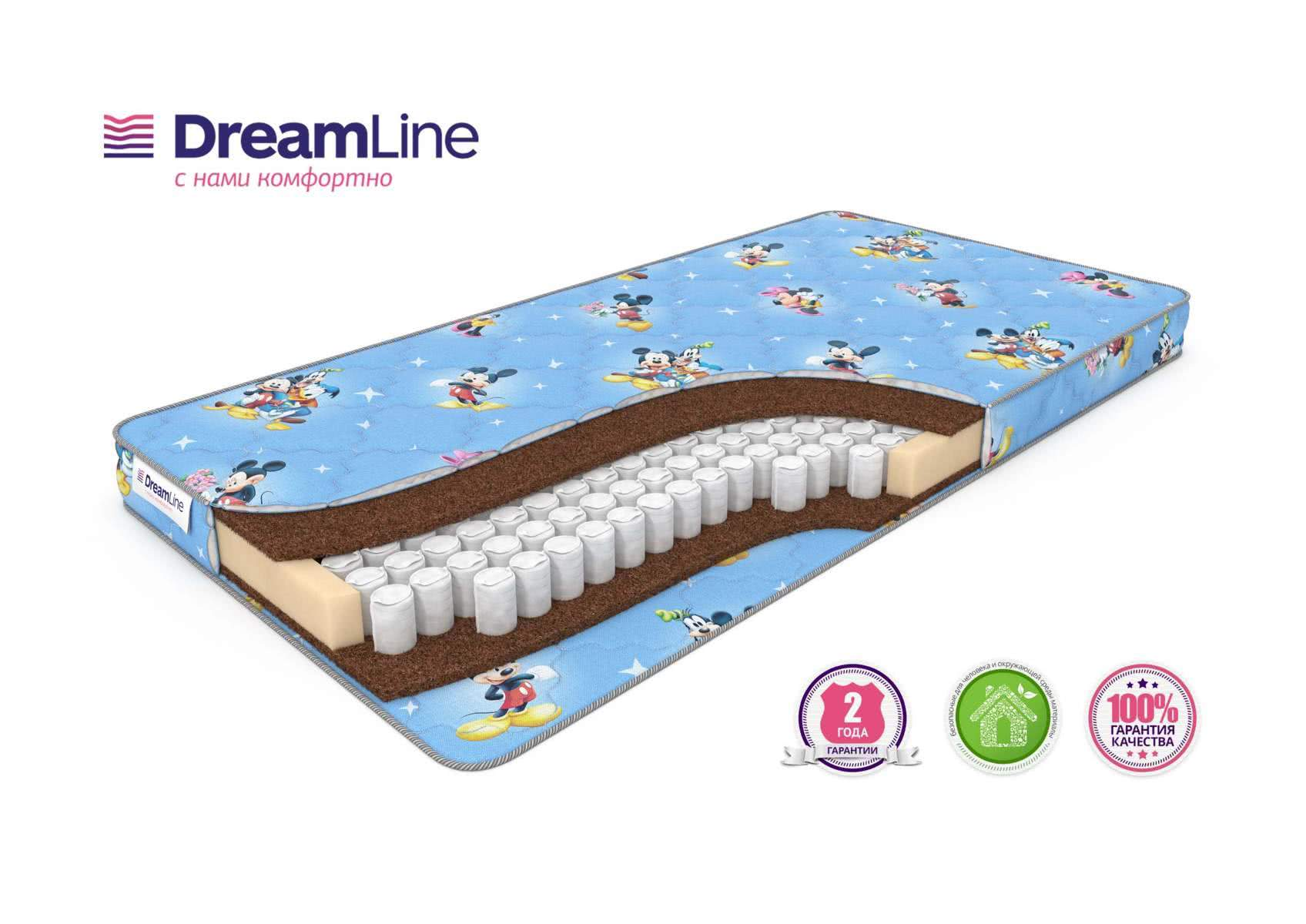 ������� ������ DreamLine Baby Dream TFK