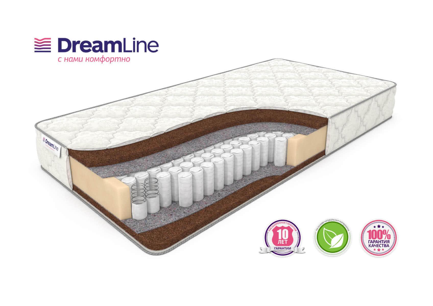Матрас DreamLine Dream 3 TFK