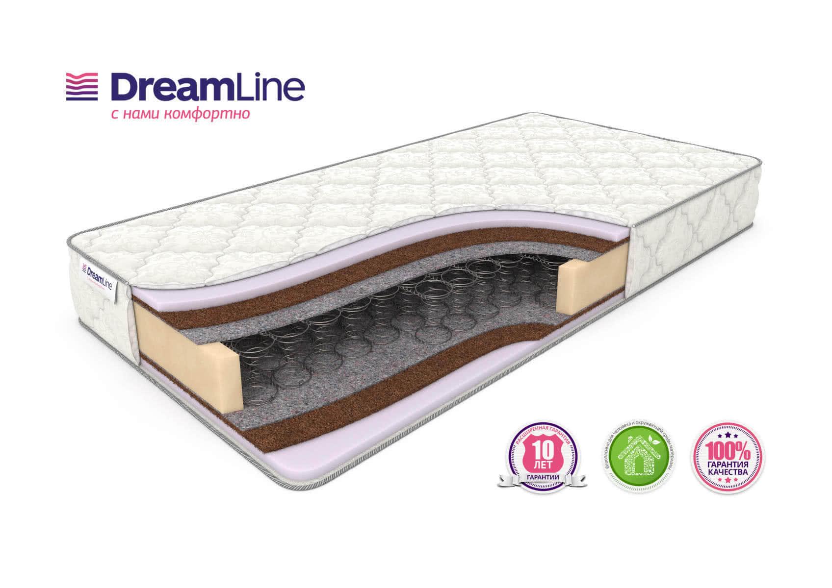 ������ DreamLine Eco Foam Hard Bonnell
