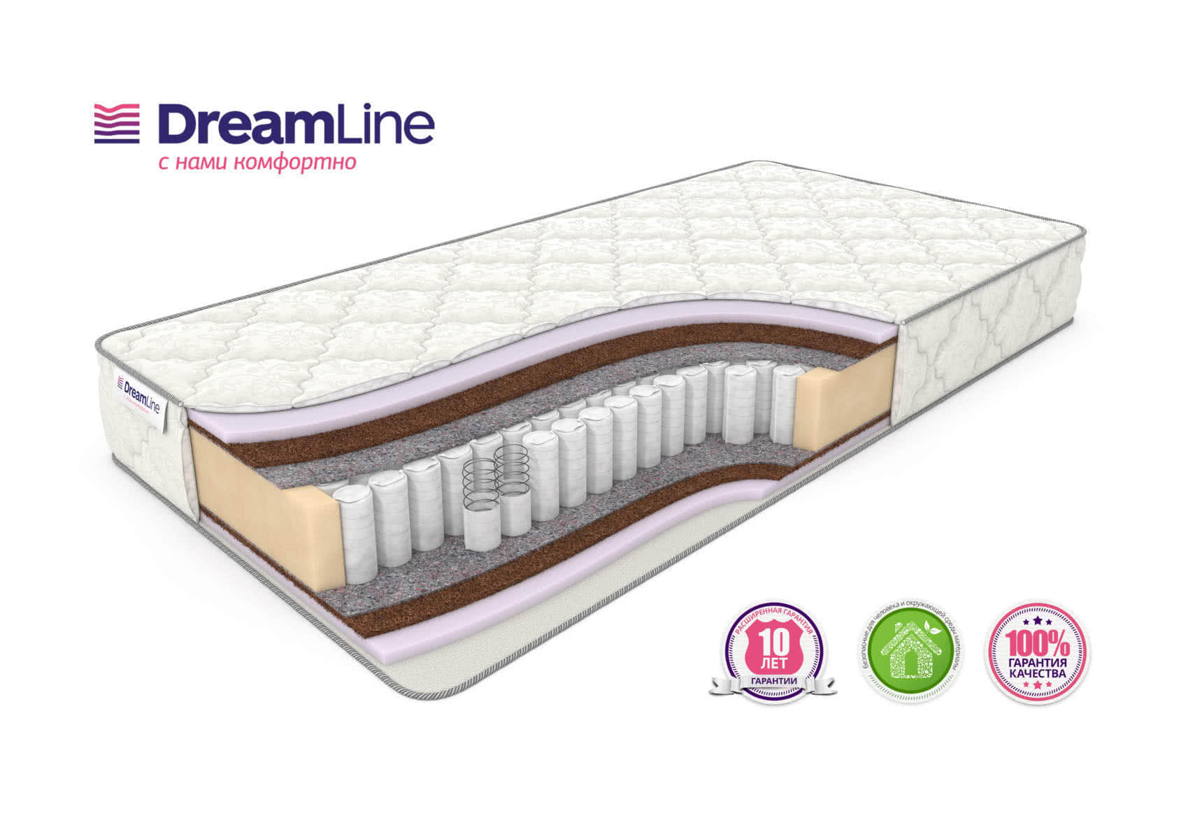 ������ DreamLine Eco Foam Hard TFK