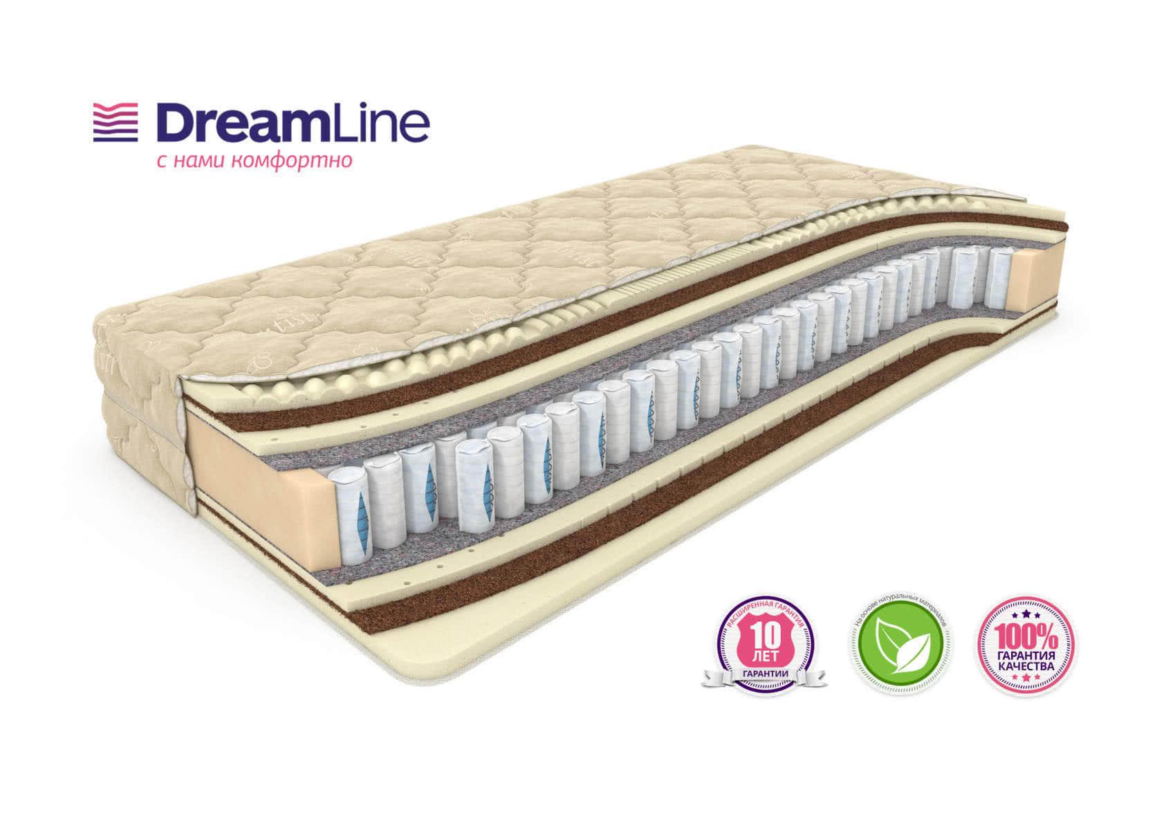 Матрас DreamLine Paradise Massage DS
