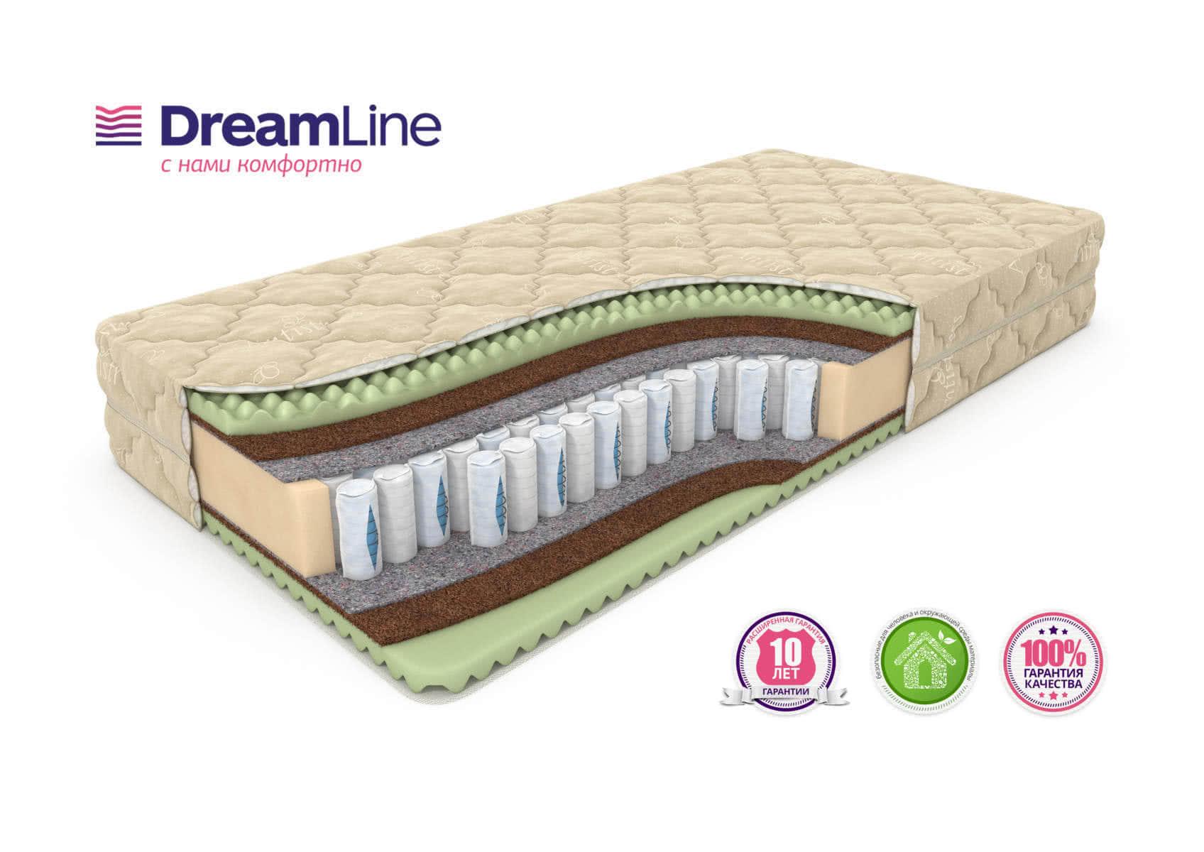 Матрас DreamLine Space Massage DS