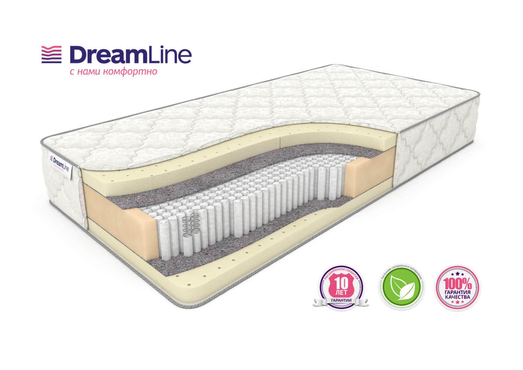 Матрас DreamLine Prime Soft S2000