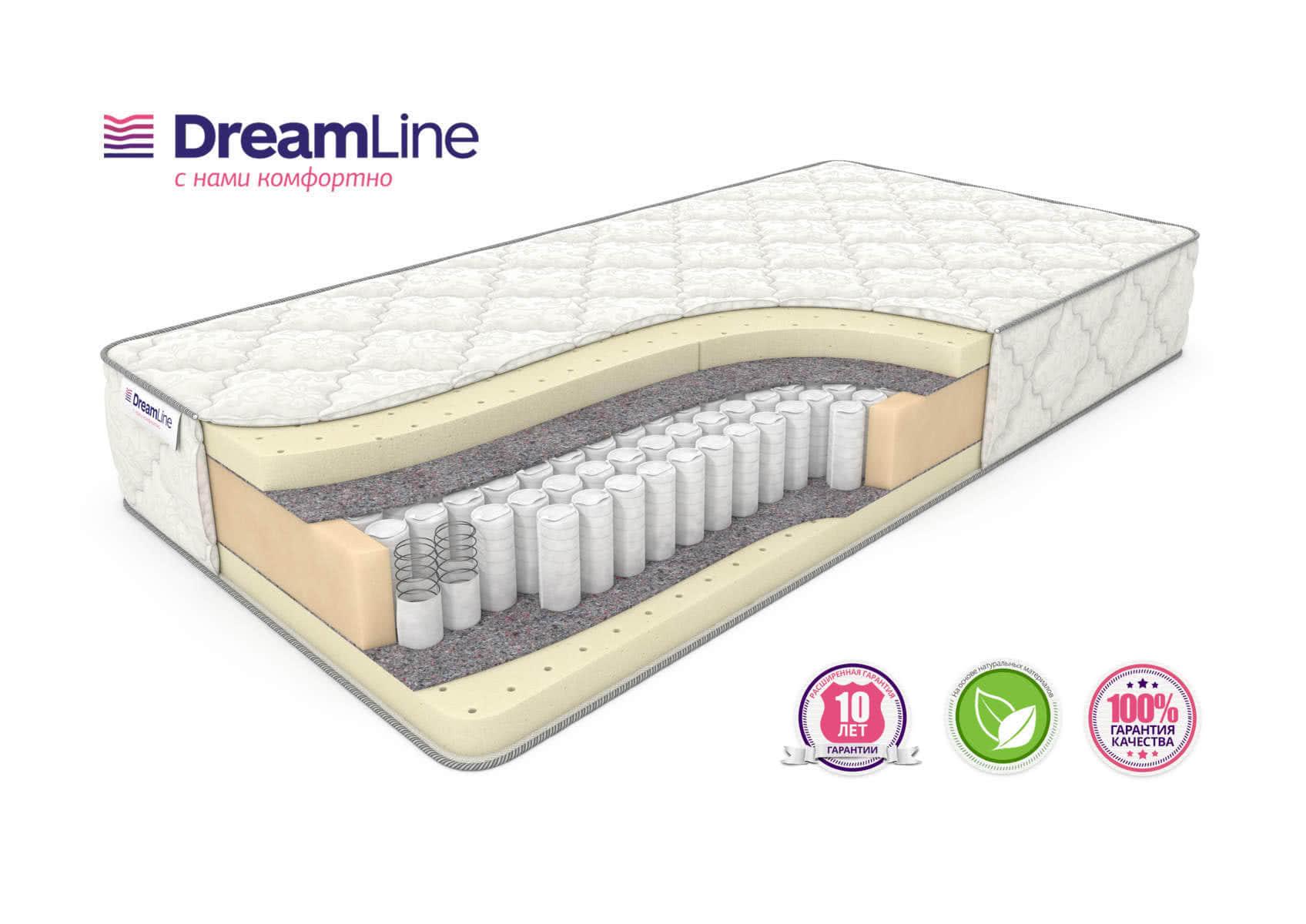 Матрас DreamLine Prime Soft TFK