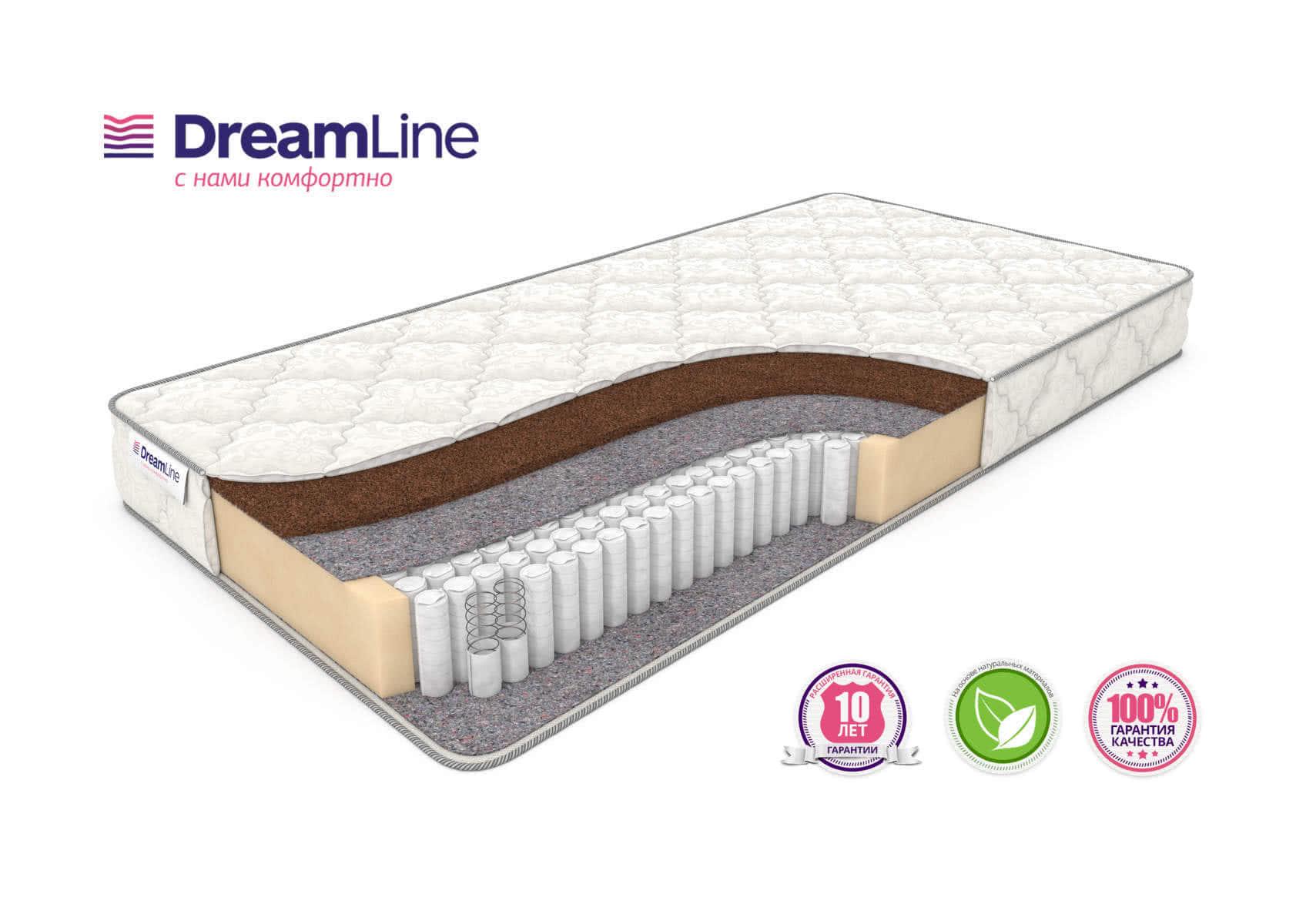 Матрас DreamLine Single Dream 3 S1000
