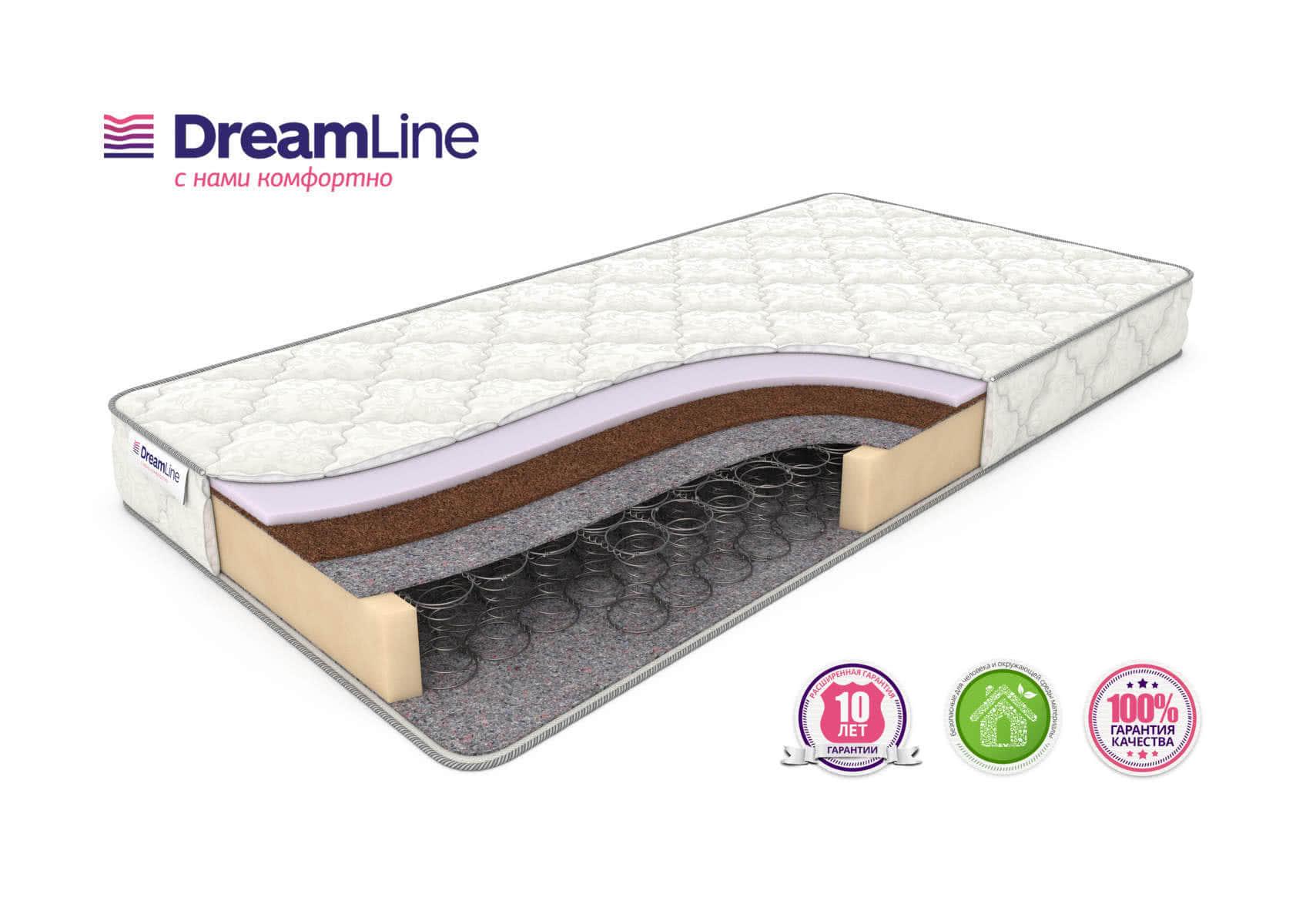 ������ DreamLine Single Foam Hard Bonnell