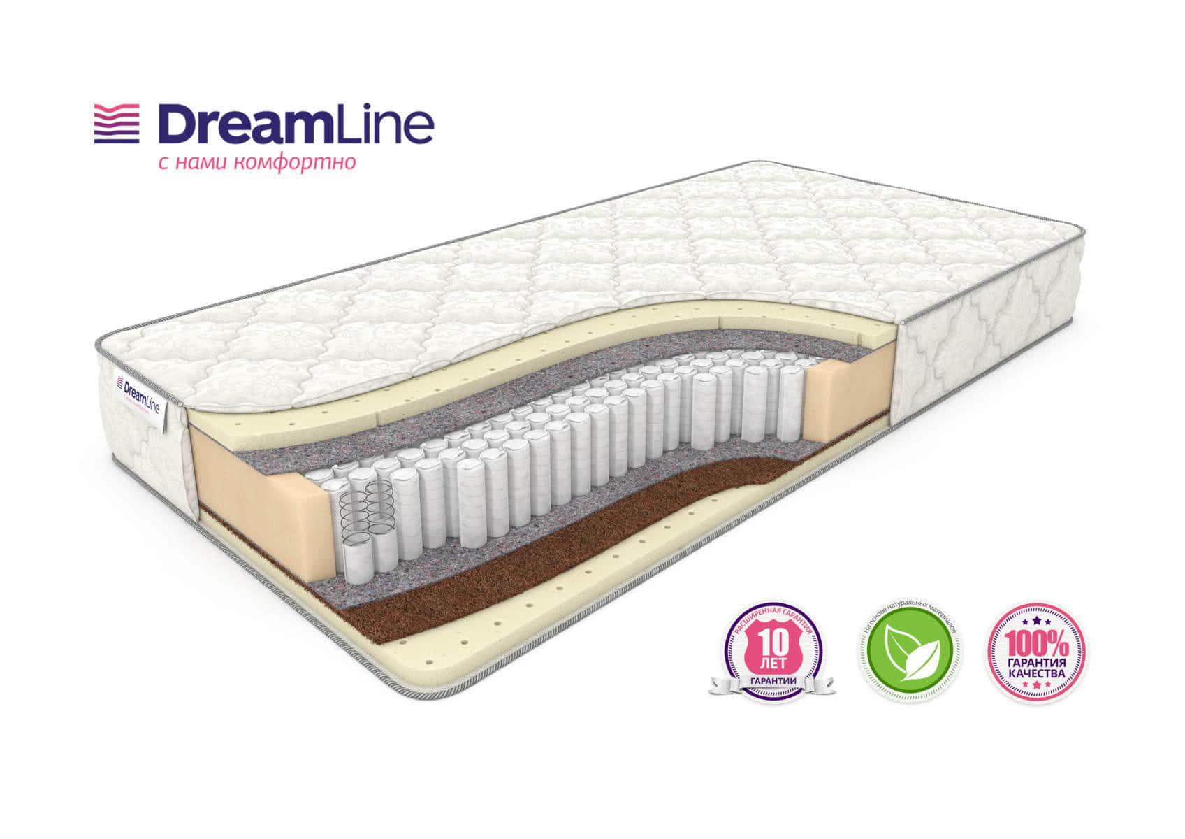 ������ DreamLine SleepDream Soft S1000