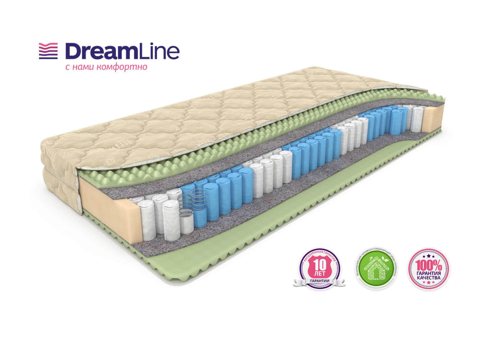 ������ DreamLine Ergo Smart Zone