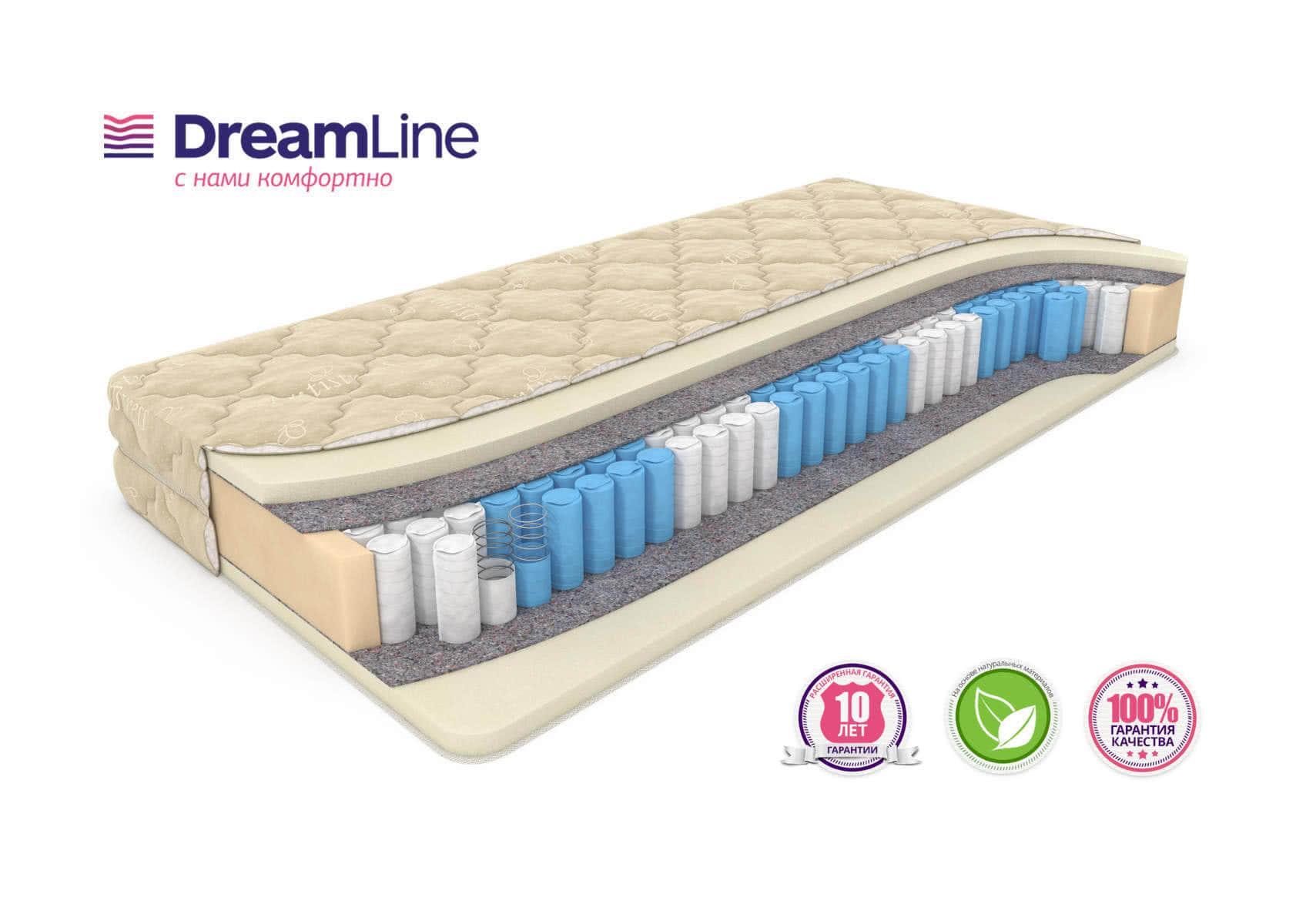 ������ DreamLine Memory Latex Smart Zone