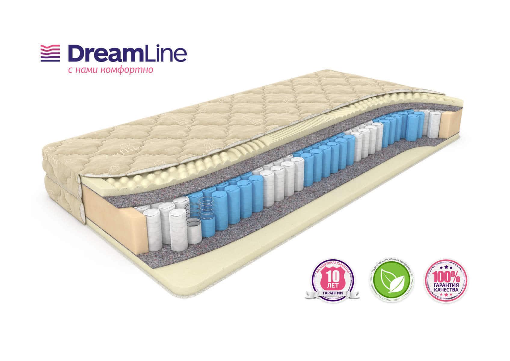 Матрас DreamLine Sleep Smart Zone