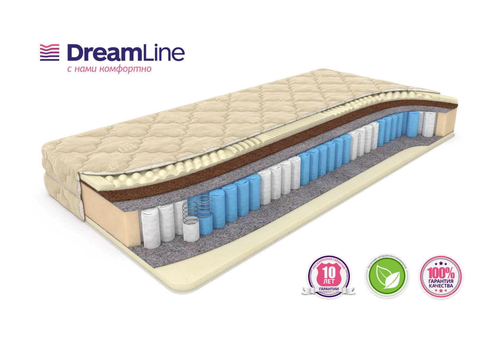 Матрас DreamLine Soft Smart Zone
