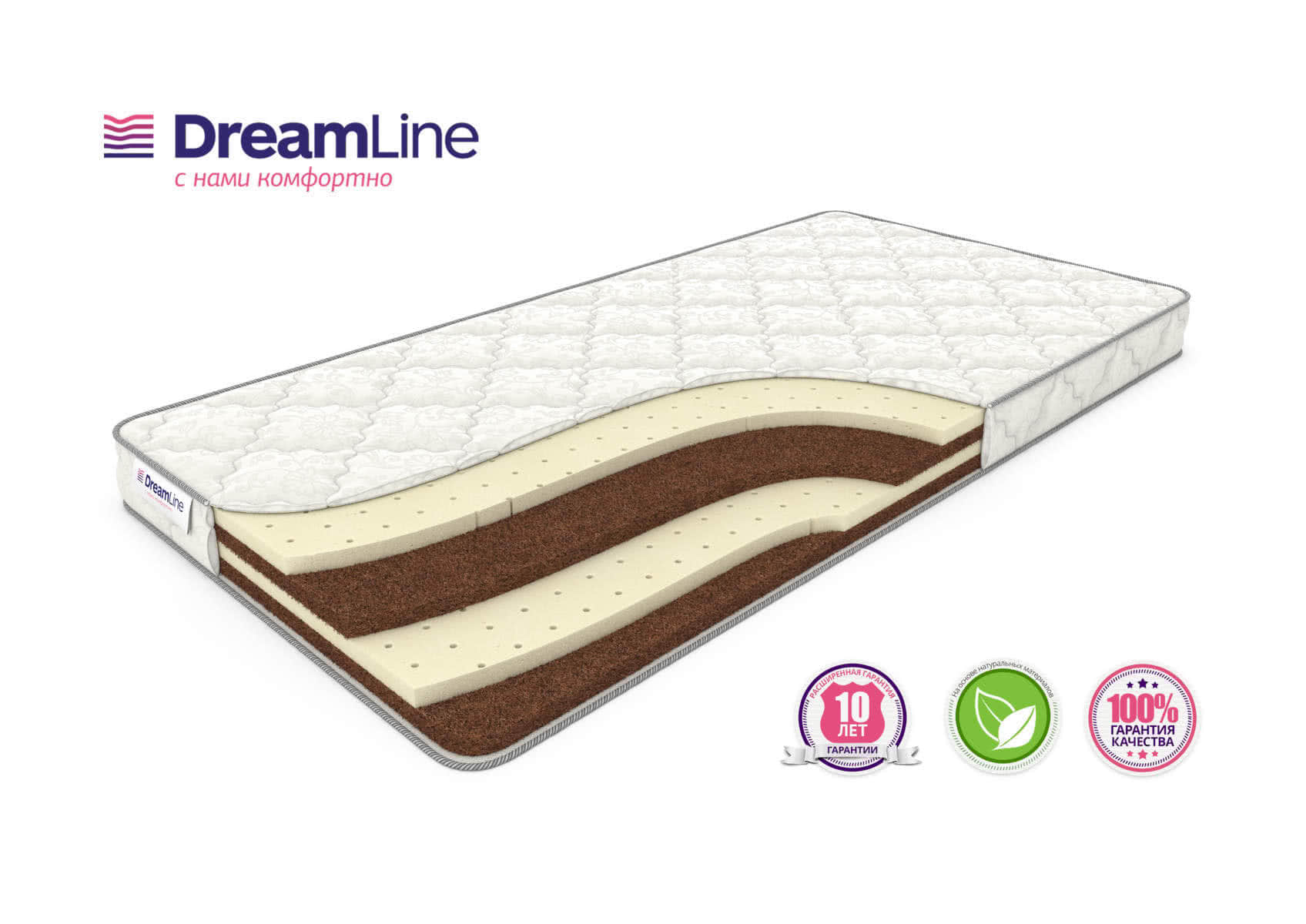 ������ DreamLine Springless Mix Slim
