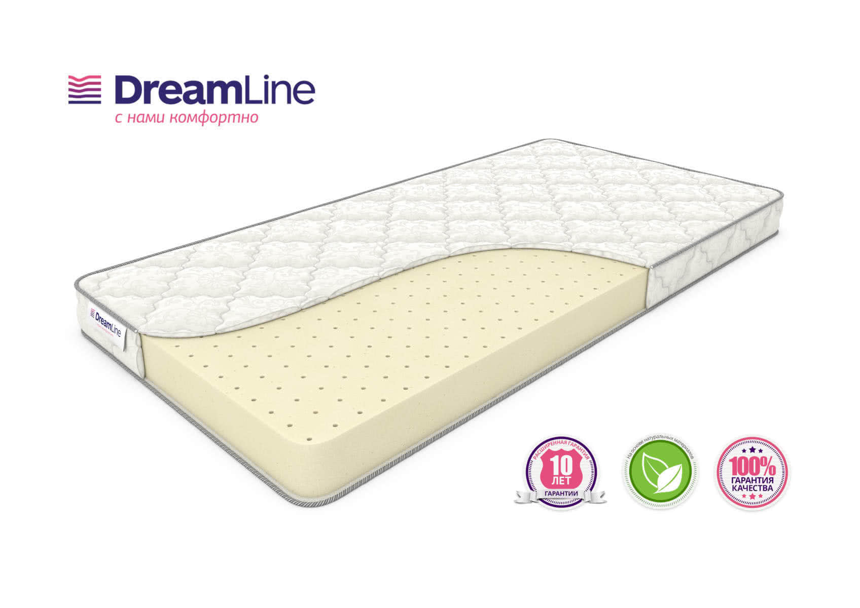 ������ DreamLine Springless Soft Slim