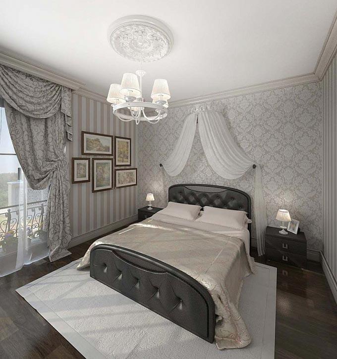 Кровать Армос Кристалл-5 со стразами