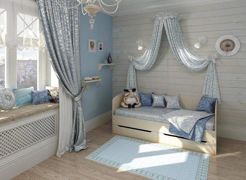 Кровать Армос Вейер с основанием и боковой стенкой