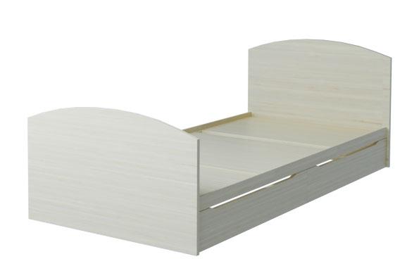 Кровать Армос Виктория с 2-мя ящиками