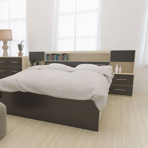Кровать Армос Виолла с настилом
