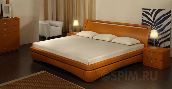3-х спальная кровать (Торис)