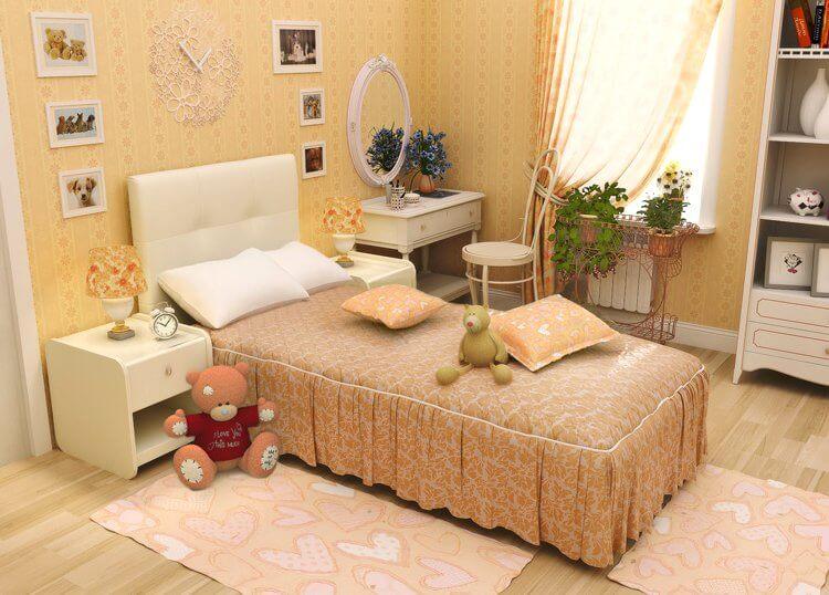 Ширина кровати