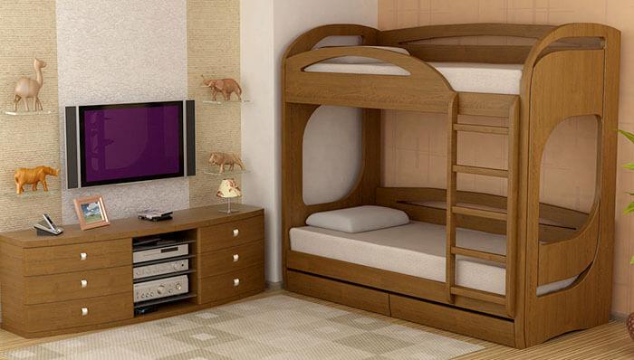 Кровать Миа Торис