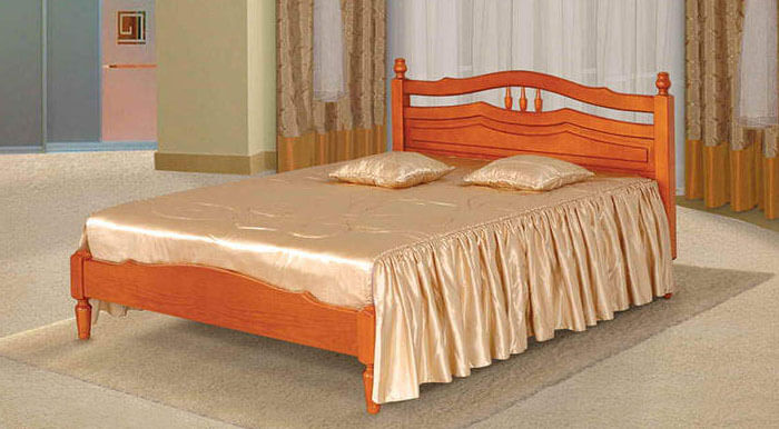 Кровати из сосны Фокин