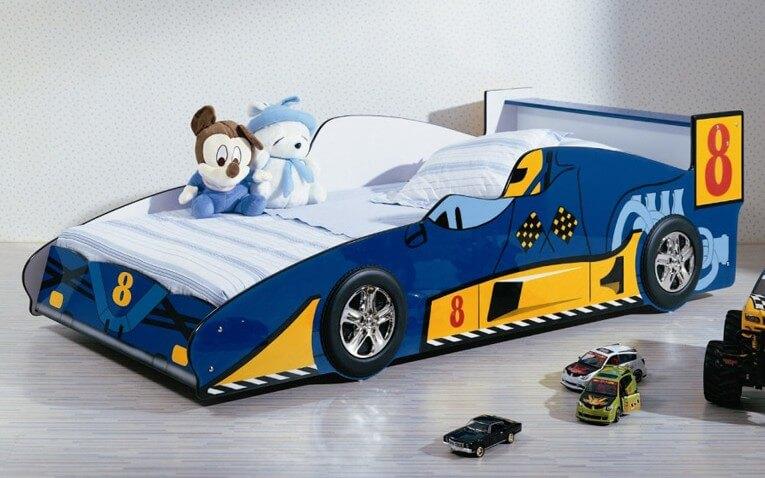Кровать-машина 008 Milli Willi