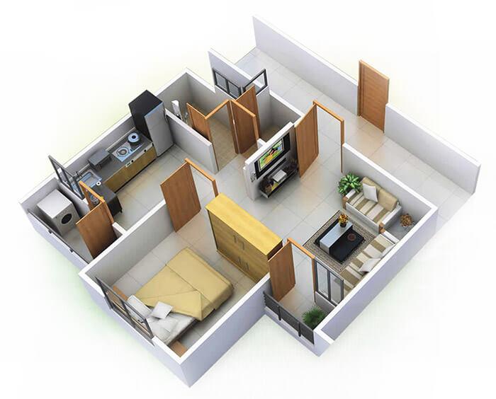9 советов как улучшить спальню: расположение спальни в квартире