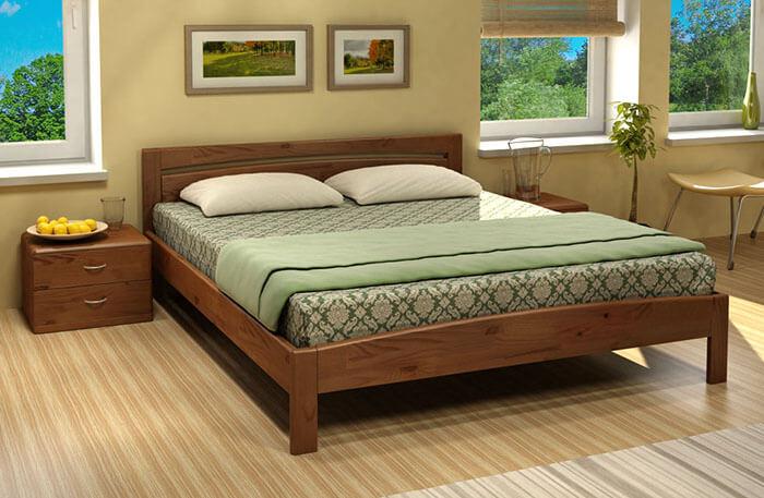 Кровати из сосны Торис