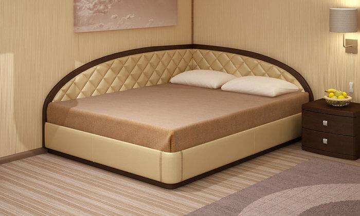 Угловая кровать Торис Атриа