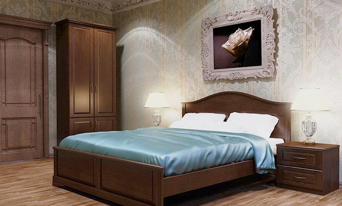 Картины на стене (спальня DreamLine)