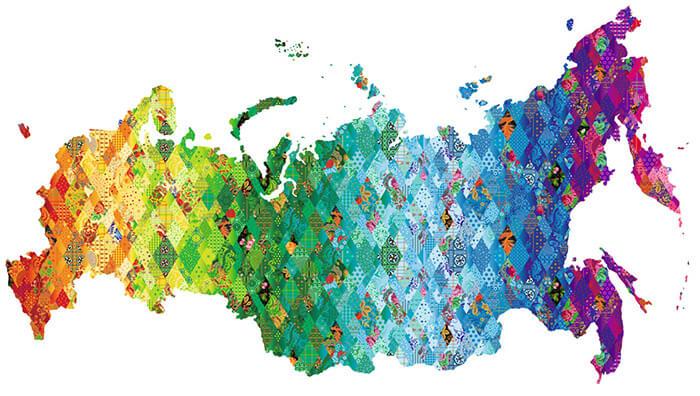 Лоскутное шитье Россия
