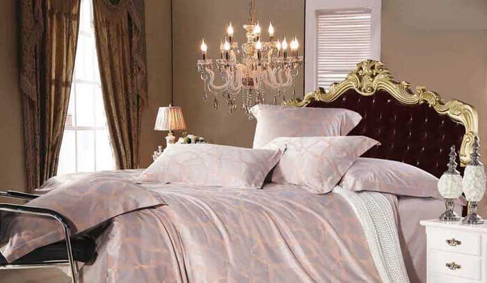 Как выбрать плотные шторы в спальню?