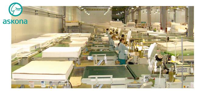 Фабрика Аскона
