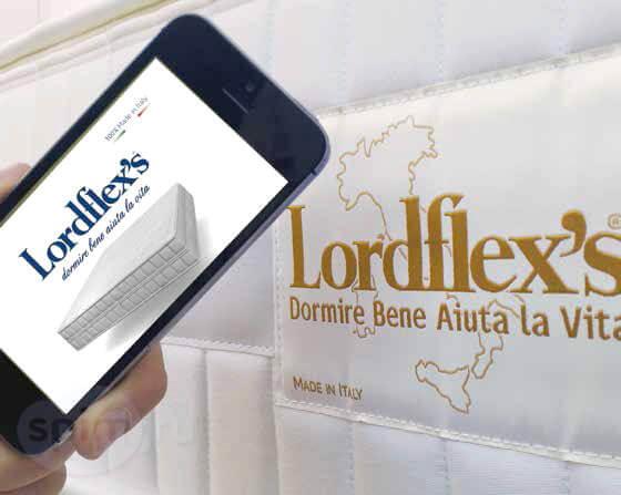 Защита от подделок матрасов Lordflex's (NFC)