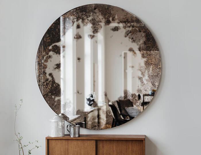 Мастер-класс: реставрация старого зеркала Ярмарка Мастеров 53