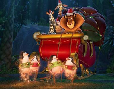 Рождественский Мадагаскар (Merry Madagascar)