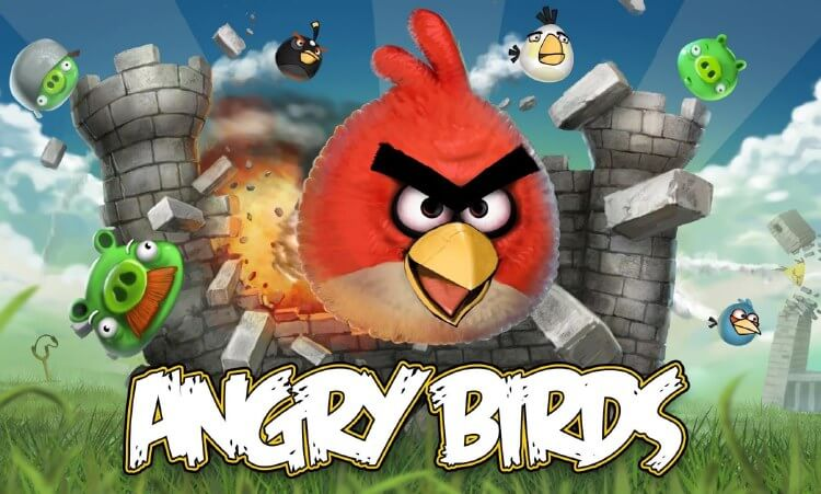 ���� Angry Birds ��������