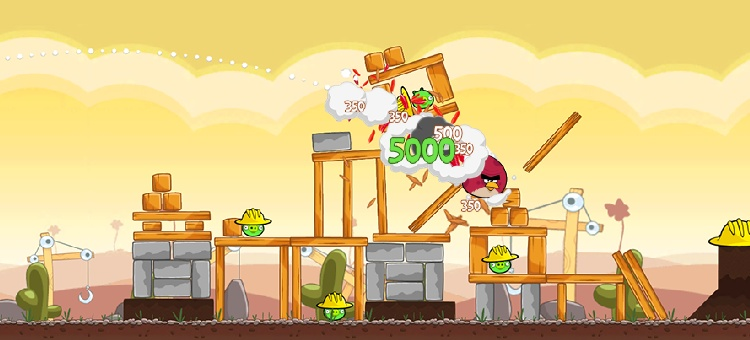 ���� Angry Birds �������� �� ����