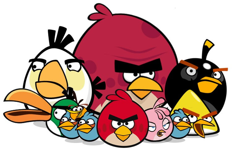 ��������� ��� Angry Birds