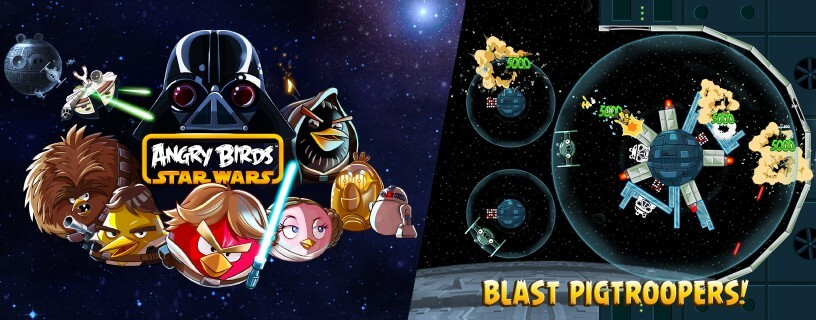 ���� Angry Birds Star Wars