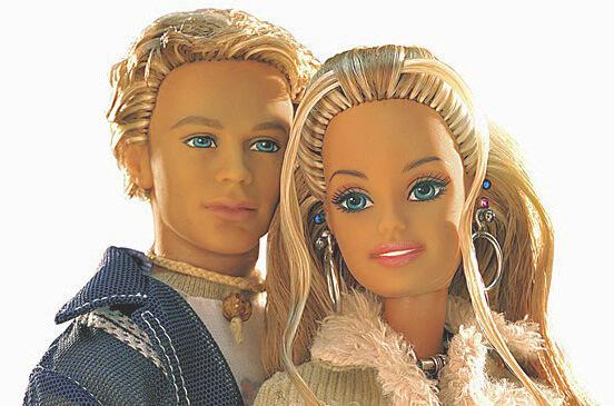Барби и Блейн