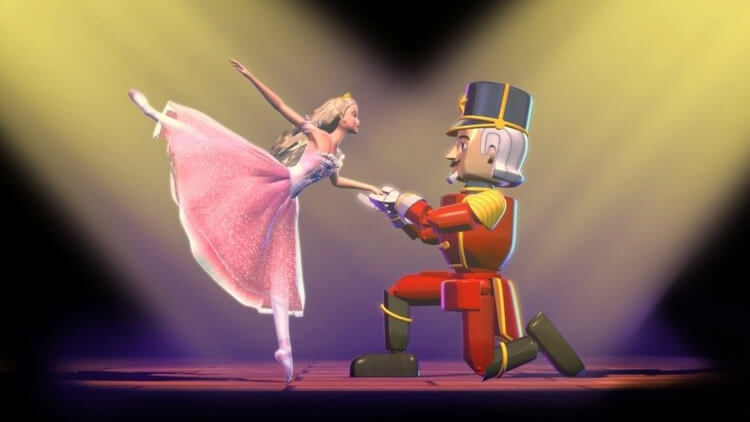 Барби и Щелкунчик