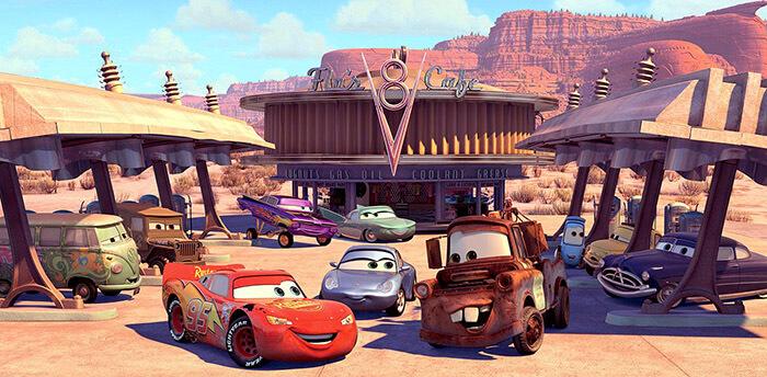 ����� (Cars) ��������-�������