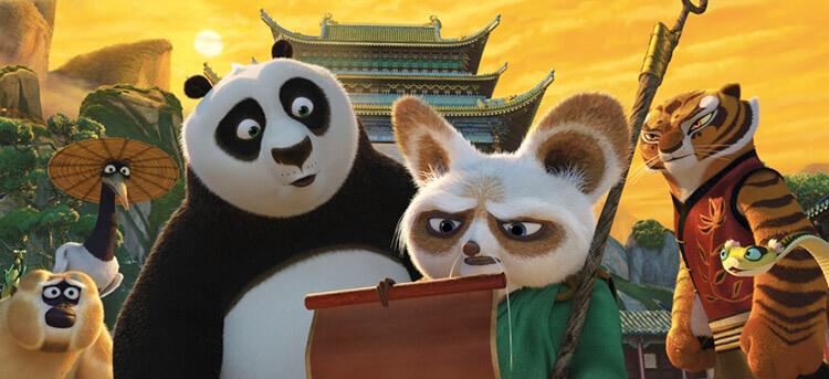 «Кунг-фу Панда 2» кадр из мультфильма