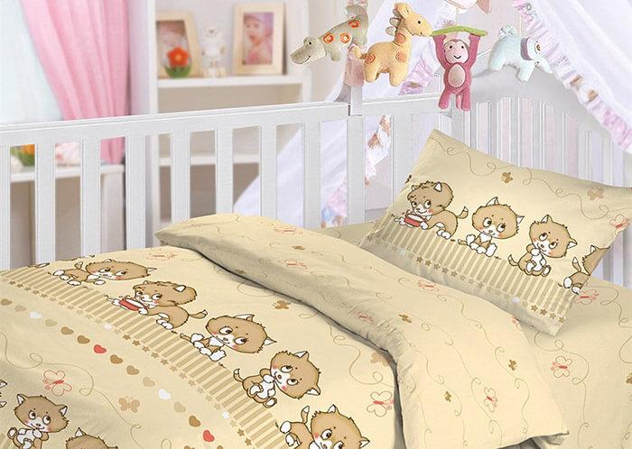 Постельное белье для новорожденных Нордтекс