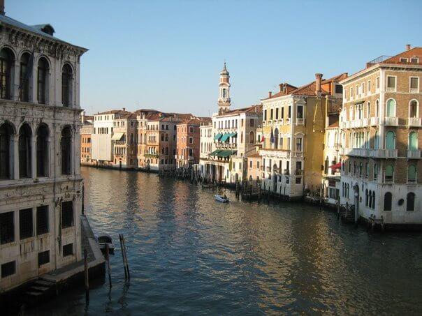 Страна матрасов: Италия, Венеция