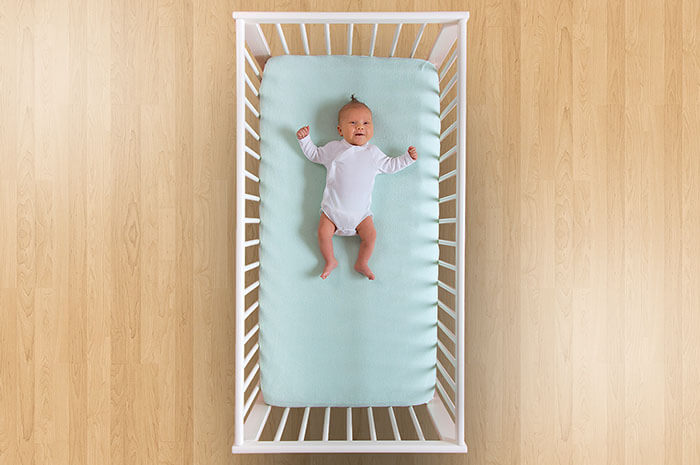 Детский матрас для новорожденного