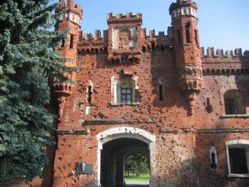 Страна матрасов Вегас: Беларусь, Брестская крепость